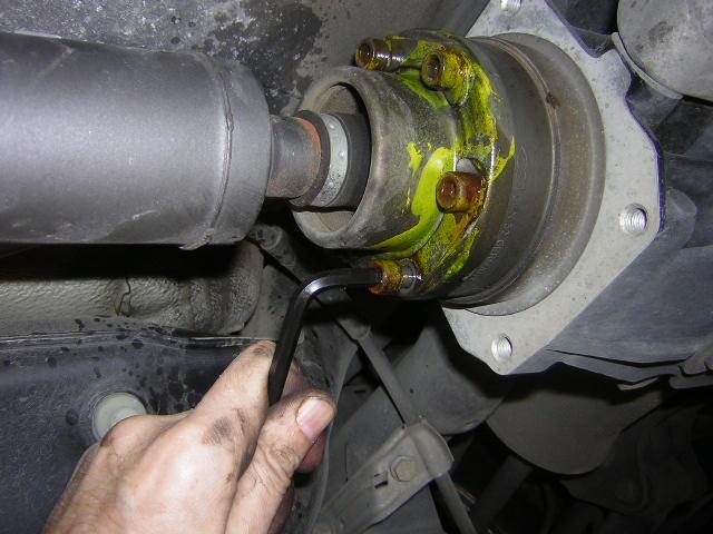 kardanwelle-gelenkwelle reparatur BMW